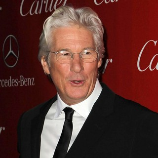 Richard Gere in 24th Annual Palm Springs International Film Festival Awards Gala - Red Carpet