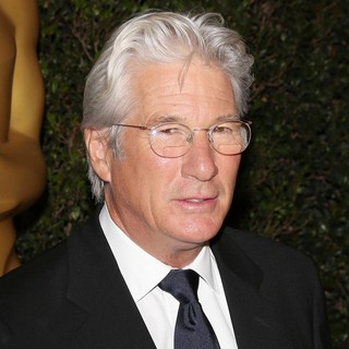 Richard Gere in The Academy of Motion Pictures Arts and Sciences' 4th Annual Governors Awards - Arrivals