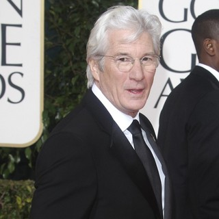 Richard Gere in 70th Annual Golden Globe Awards - Arrivals