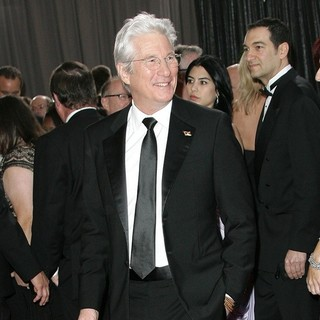 Richard Gere in The 85th Annual Oscars - Red Carpet Arrivals