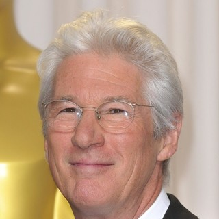 Richard Gere in The 85th Annual Oscars - Press Room