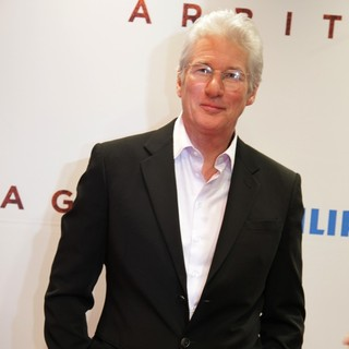 Richard Gere in The Premiere of Arbitrage