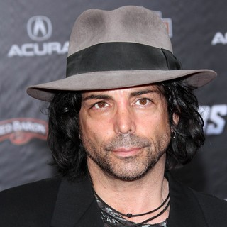 Richard Grieco in World Premiere of The Avengers - Arrivals