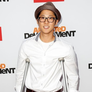 Richard Jin in Netflix's Los Angeles Premiere of Season 4 of Arrested Development