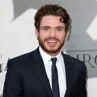 Richard Madden in Premiere of The Third Season of HBO's Series Game of Thrones - Arrivals