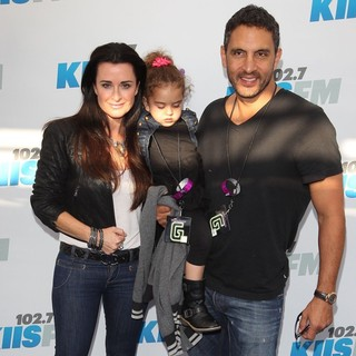 Kyle Richards in 102.7 KIIS FM's Wango Tango 2012 - Arrivals - richards-umansky-wango-tango-2012-01