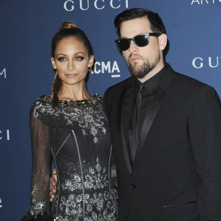 Nicole Richie, Joel Madden in LACMA 2013 Art and Film Gala Honoring Martin Scorsese and David Hockney Presented by Gucci