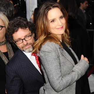 Jeff Richmond, Tina Fey in Anchorman: The Legend Continues Premiere Sponsored by Buffalo David Bitton