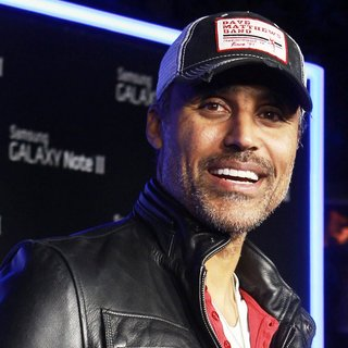 Rick Fox in Samsung Mobile Launch Party for The New Samsung Galaxy Note II - Arrivals