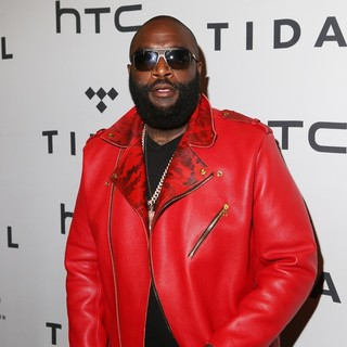 Rick Ross in 1020 Amplified by HTC