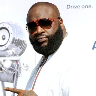 Rick Ross in BET Awards 2011