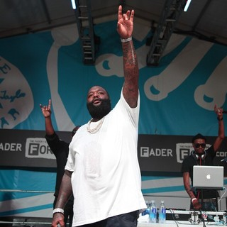 Rick Ross in The FADER FORT Presented by CONVERSE at The South by Southwest Festival
