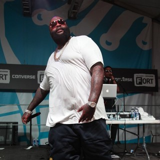 Rick Ross - The FADER FORT Presented by CONVERSE at The South by Southwest Festival