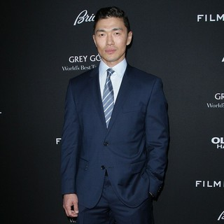Rick Yune in Los Angeles Premiere of Olympus Has Fallen