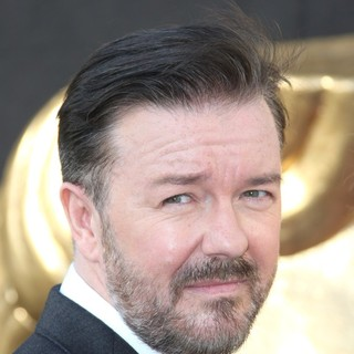 Ricky Gervais in The 2012 Arqiva British Academy Television Awards - Arrivals