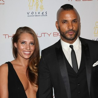 Ricky Whittle in The Beauty Book for Brain Cancer Edition Two Launch Party