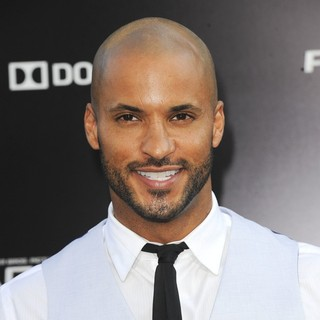 Ricky Whittle in Los Angeles Premiere of Pacific Rim