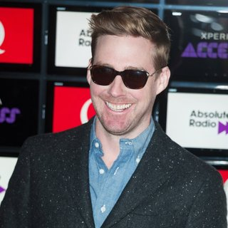Ricky Wilson, Kaiser Chiefs in Xperia Access Q Awards - Arrivals