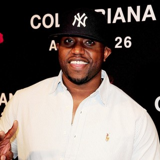 Rico Love in The Colombiana Miami Red Carpet Screening