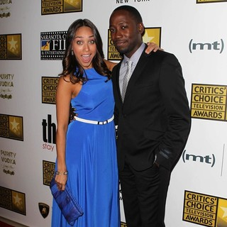 Korrina Rico, Lamorne Morris in Broadcast Television Journalists Association's 3rd Annual Critics' Choice Television Awards