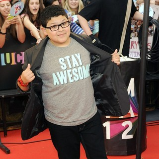 Rico Rodriguez in 2012 MuchMusic Video Awards - Arrivals