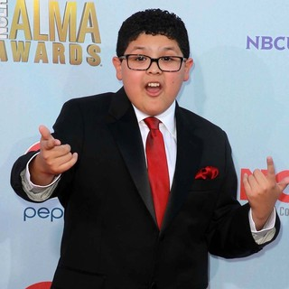 Rico Rodriguez in 2012 NCLR ALMA Awards - Arrivals