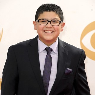 Rico Rodriguez in 65th Annual Primetime Emmy Awards - Arrivals