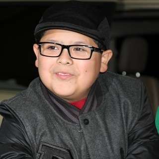 Rico Rodriguez in The Premiere of Walt Disney Pictures' The Muppets - Arrivals