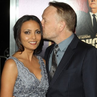 Allegra Riggio, Jared Harris in The Premiere of Fox Searchlight Pictures' Hitchcock - Arrivals