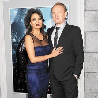 Allegra Riggio, Jared Harris in Los Angeles Premiere of Sherlock Holmes: A Game of Shadows