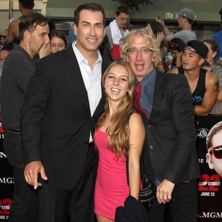 Rob Riggle, Meg Dick, Andy Dick in Premiere of Columbia Pictures' 22 Jump Street