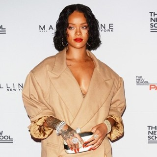 Rihanna in The 69th Parsons Benefit