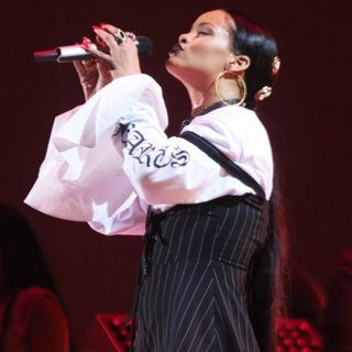 Rihanna-Global Citizen Festival 2016