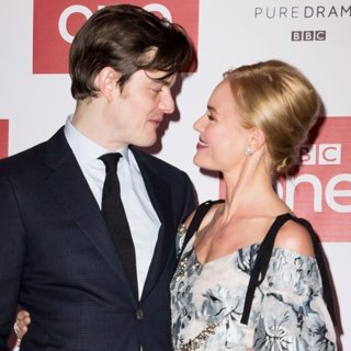 Sam Riley, Kate Bosworth in Photocall for The World Premiere Screening of BBC One Drama SS-GB
