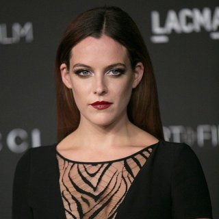 Riley Keough in 2014 LACMA Art + Film Gala Honoring Barbara Kruger and Quentin Tarantino Presented by Gucci - riley-keough-2014-lacma-art-film-gala-01