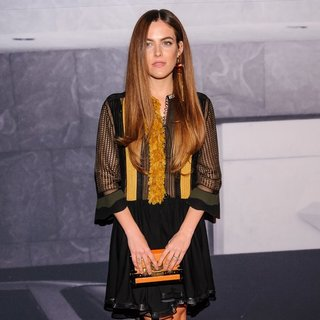 Riley Keough in 2014 Whitney Gala and Studio Party - riley-keough-2014-whitney-gala-and-studio-party-03
