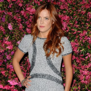 Riley Keough in The 8th Annual Chanel Artists Dinner During The 2013 Tribeca Film Festival - Arrivals
