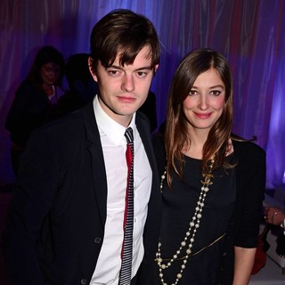 Sam Riley, Alexandra Maria Lara in Aftershow-Party for The Ppremiere of Rubbeldiekatz