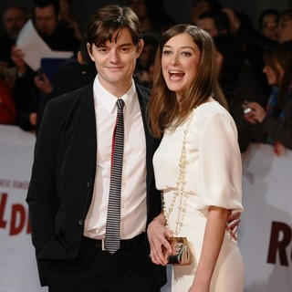 Sam Riley, Alexandra Maria Lara in The Premiere of Rubbeldiekatz