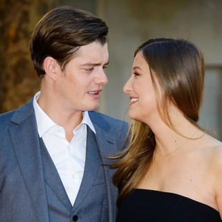 Sam Riley, Alexandra Maria Lara in World Premiere of Rush - Arrivals
