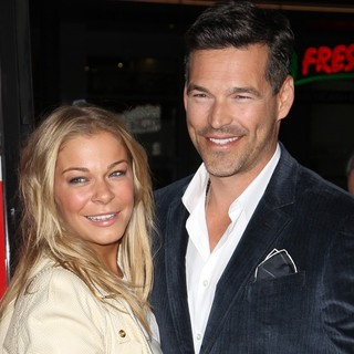 LeAnn Rimes - Los Angeles Premiere of The Best Man Holiday