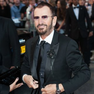 Ringo Starr in The GQ Awards 2014 - Arrivals