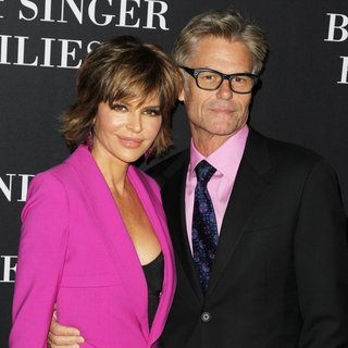Lisa Rinna in Elyse Walker's 10 Year Anniversary Pink Party - Arrivals - rinna-hamlin-10-year-anniversary-pink-party-01