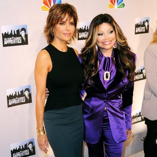 Lisa Rinna, La Toya Jackson in NBC's Celebrity Apprentice: All-Stars Cast Announced