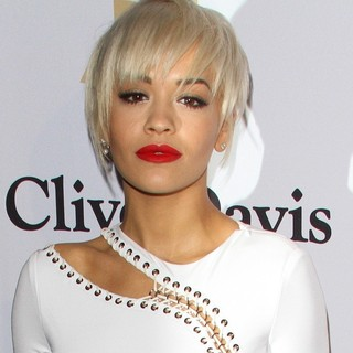 Rita Ora in 2015 Pre-GRAMMY Gala and Salute to Industry Icons with Clive Davis - rita-ora-2015-pre-grammy-gala-01