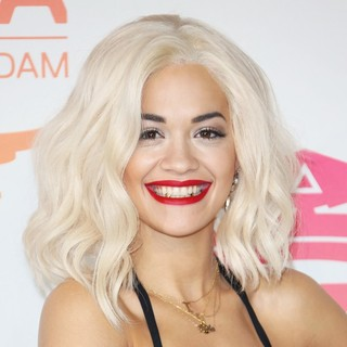 Rita Ora in 20th MTV Europe Music Awards - Press Room