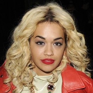 Rita Ora in Rita Ora Arrives at DSTRKT Night Club