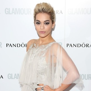 Rita Ora in Glamour Women of The Year Awards 2013