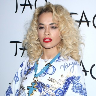 Rita Ora in Rita Ora Hosts A Night at TAO Nightclub