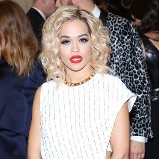 Rita Ora in PUNK: Chaos to Couture Costume Institute Gala